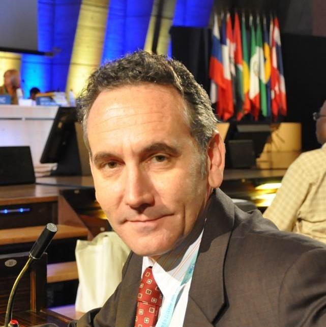 Peter Shadie from IUCN.